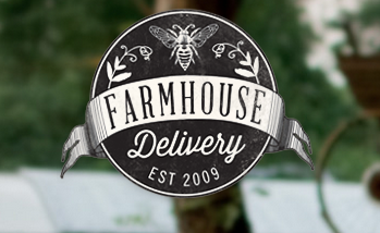 FarmhouseDelivery logo || http://farmhousedelivery.com || Houston, Austin
